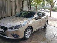 Xe Mazda 3 sản xuất 2016, màu vàng chính chủ  giá 636 triệu tại Hà Nội