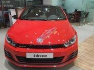 Cần bán xe Volkswagen Scirocco GTS 2018, màu đỏ  giá 1 tỷ 499 tr tại Khánh Hòa