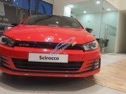 Ưu đãi tốt nhất xe Volkswagen Scirocco GTS sản xuất năm 2018, màu đỏ, nhập khẩu nguyên chiếc giá 1 tỷ 399 tr tại Khánh Hòa