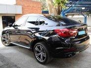 Bán BMW X6 3.0AT 2015, màu đen, xe nhập giá 2 tỷ 450 tr tại Tp.HCM