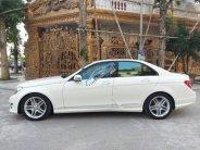 Bán Mercedes C300 AMG sản xuất năm 2011, màu trắng chính chủ giá 768 triệu tại Hà Nội