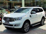Cần bán xe Ford Everest Titanium Bi-Turbo đời 2018, màu trắng  giá 1 tỷ 399 tr tại Tp.HCM