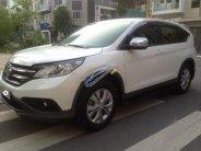 Bán Honda CR V 2.0 AT năm sản xuất 2014, màu trắng  giá 750 triệu tại Hà Nội