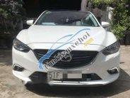 Cần bán Mazda 6 năm 2016, màu trắng, xe đẹp giá 755 triệu tại Tp.HCM