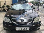 Bán Toyota Camry 2.4 số sàn, màu đen, cuối 2004 giá 350 triệu tại Tp.HCM