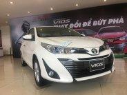 Cần bán xe Toyota Vios G CVT sản xuất năm 2018, màu trắng, 606tr giá 606 triệu tại Hà Nội