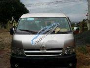 Cần bán Toyota Hiace sản xuất năm 2005, đang sử dụng rất tốt giá 190 triệu tại Đắk Nông