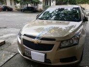 Cần bán xe Chevrolet Cruze đời 2011, màu vàng, giá 340tr giá 340 triệu tại Hà Nội