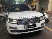 Xe LandRover Range Rover Lwb Balck edition đời 2015, màu trắng  giá 8 tỷ 397 tr tại Hà Nội
