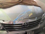 Bán Toyota Fortuner sản xuất năm 2016, màu bạc giá 900 triệu tại Tp.HCM