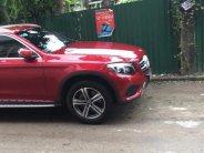 Bán Mercedes GLC250 đời 2016, màu đỏ giá 1 tỷ 750 tr tại Tp.HCM