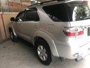 Cần bán xe Toyota Fortuner G sản xuất 2009, màu bạc, giá tốt giá 495 triệu tại Tp.HCM