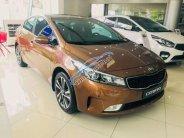 Cần bán Kia Cerato đời 2018, màu nâu, giá 589tr giá 589 triệu tại Tp.HCM