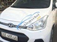 Cần bán gấp Hyundai Grand i10 1.2MT đời 2016, màu trắng chính chủ giá cạnh tranh giá 335 triệu tại Hà Nội