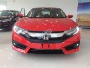 Cần bán xe Honda Civic 1.5L Vtec Turbo năm 2018, màu đỏ, kiểu dáng thể thao vượt trội, thân xe cứng chắc giá 903 triệu tại Tp.HCM