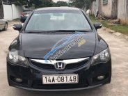 Bán Honda Civic năm sản xuất 2008, màu đen giá 338 triệu tại Hà Nội