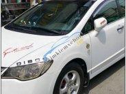 bán xe Honda Civic sản xuất 2007, màu trắng số sàn giá 325 triệu tại Tp.HCM