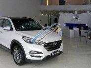 Cần bán xe Hyundai Tucson sản xuất năm 2018, màu trắng  giá Giá thỏa thuận tại Tp.HCM