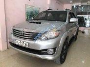 Bán xe Fortuner 2.5G máy dầu, số sàn, sx năm 2016 màu bạc giá 898 triệu tại Hà Nội