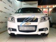 Bán Chevrolet Aveo năm sản xuất 2018, màu trắng   giá 365 triệu tại Tp.HCM
