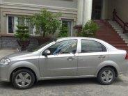 Bán Chevrolet Aveo 2013, màu ghi, máy 1.5, số sàn, nội thất rộng rãi bọc da giá 245 triệu tại Tp.HCM