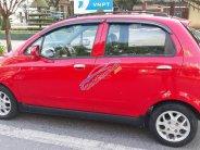 Cần bán Daewoo Matiz năm 2010, màu đỏ, xe nhập   giá 160 triệu tại Hải Dương
