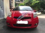 Bán ô tô Toyota Yaris sản xuất 2011, màu đỏ, nhập khẩu nguyên chiếc Thái, giá tốt giá 420 triệu tại Hà Nội