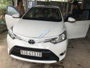 Bán Toyota Vios năm 2017 màu trắng, 536 triệu còn thương lượng giá 536 triệu tại Tp.HCM