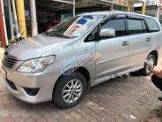 Cần bán lại xe Toyota Innova 2013, màu bạc giá 538 triệu tại Hà Nội