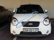 Bán Kia Morning 1.0 AT năm sản xuất 2008, màu trắng xe gia đình giá 245 triệu tại Thái Nguyên