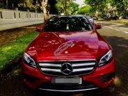 Cần bán gấp Mercedes-Benz E class đời 2018 màu đỏ, 2 tỷ 630 triệu giá 2 tỷ 630 tr tại Tp.HCM