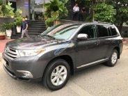 Cần bán Toyota Highlander SE 2.7 đời 2011, màu đen, nhập khẩu Mỹ giá 1 tỷ 190 tr tại Tp.HCM