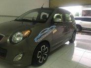 Cần bán lại xe Kia Morning sản xuất 2010, màu xám, nhập khẩu Hàn Quốc giá 265 triệu tại Đồng Nai