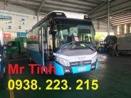 Giá xe TB79 29 chỗ Thaco Trường Hải mới nhất 2018 - hỗ trợ trả góp 75-80% giá trị xe giá 1 tỷ 560 tr tại Tp.HCM