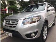 Cần bán xe Hyundai Santa Fe AT EVGT năm 2009, màu bạc số tự động giá 645 triệu tại Hà Nội