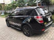 Bán xe Chevrolet Captiva LT 2.4 MT đời 2008, màu đen giá 320 triệu tại Tp.HCM