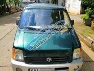 Cần bán Suzuki Wagon R+ đời 2000, màu xanh lam xe gia đình giá 125 triệu tại Kiên Giang