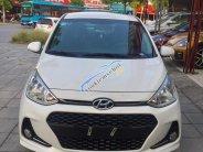 Bán Hyundai I10 1.2 AT hatchback màu trắng, nhập khẩu, sản xuất 2017 giá 435 triệu tại Hà Nội