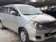 Bán Toyota Innova đời 2010, màu bạc như mới, giá 385tr giá 385 triệu tại Hà Nội