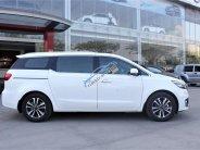 Bán Kia Sedona Dath 2.2 năm sản xuất 2018, màu trắng giá 1 tỷ 179 tr tại Tp.HCM