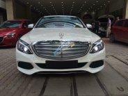 Bán Mercedes C250 Exclusive 2015, màu trắng nội thất đen đẹp như mới giá 1 tỷ 320 tr tại Hà Nội