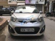 Bán xe Kia Morning 1.25 Si năm 2015, màu bạc   giá 275 triệu tại Hà Nội
