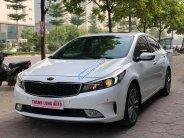 Cần bán xe Kia Cerato sản xuất 2016 màu trắng, giá chỉ 592 triệu giá 592 triệu tại Hà Nội