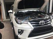 Bán Toyota Fortuner 2.7V 4x4 AT đời 2017, màu trắng chính chủ giá 1 tỷ 200 tr tại Hải Phòng