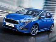 Bán Ford Focus năm sản xuất 2018, màu xanh lam, giá chỉ 575 triệu, hỗ trợ ngân hàng 90%. Liên hệ 0968911236 giá 575 triệu tại Hà Nội