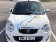 Bán xe Kia Morning MT 2011, màu trắng, gầm bệ máy móc chắc chắn giá 158 triệu tại Hải Phòng