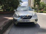Cần bán gấp Kia Carens 2.0AT năm sản xuất 2009, màu kem (be) số tự động giá 335 triệu tại Hà Nội