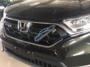 Cần bán xe Honda CR V 1.5 Turbo năm sản xuất 2018, màu đen, nhập khẩu giá 973 triệu tại Tp.HCM