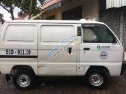 Bán Suzuki Carry đời 2015, màu trắng, 750kg, có sắn máy lạnh giá 180 triệu tại Tiền Giang