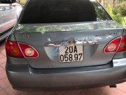 Bán Toyota Corolla 1.3 MT năm sản xuất 2003, xe rất chất, máy êm gầm chắc, nội thất sạch đẹp giá 189 triệu tại Thái Nguyên